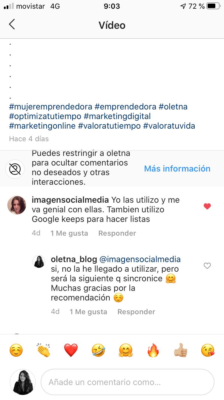 novedades instagram 2020