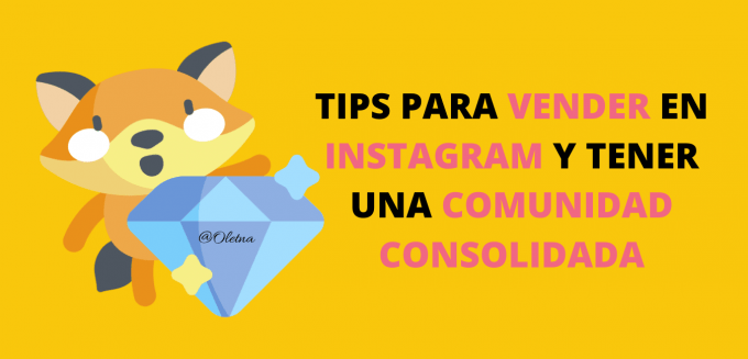 comunidad consolidada en instagram