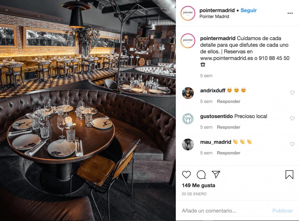 ideas para que tu restaurante triunfe en Instagram