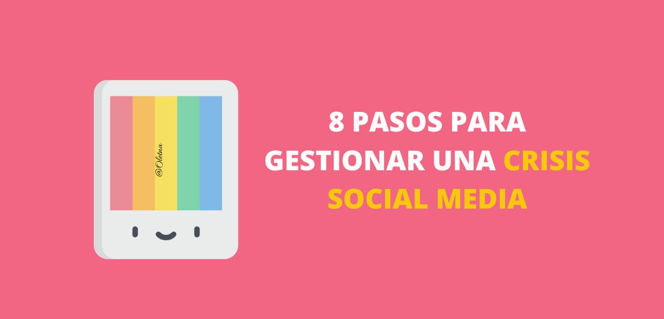 como manejar una crisis de comunicacion en las redes sociales